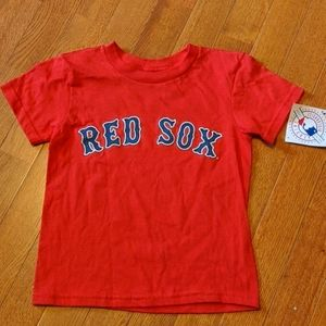 MLB Red Sox #50 Betts Youth Small